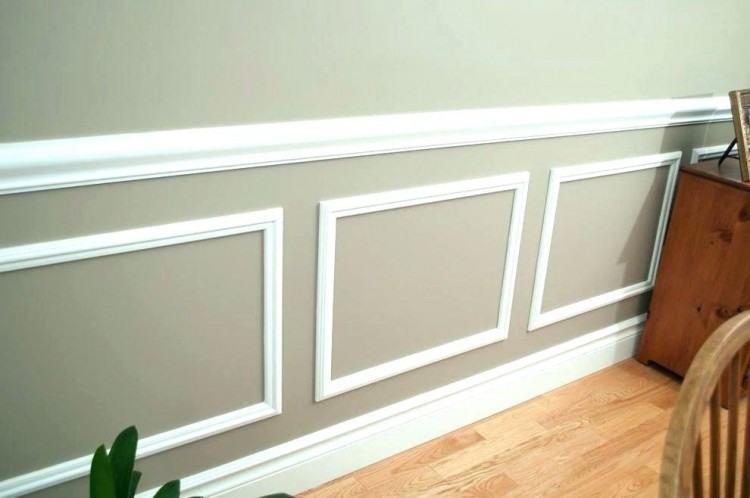dining room molding