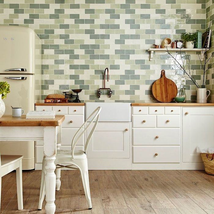 vintage backsplash vintage green subway tile expensive inspirational green tile  ideas