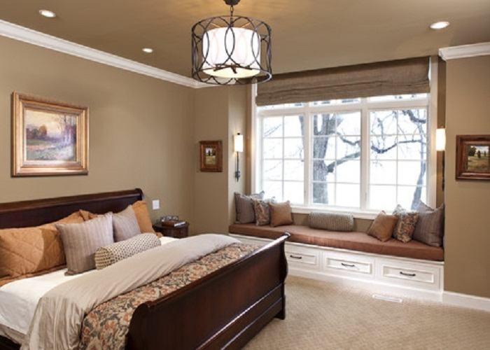 Earth Tone Color Palette Bedroom Ideas 3