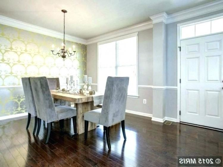 Chair Rail Molding  Ideas Dining Room Arrange Of Home Photos