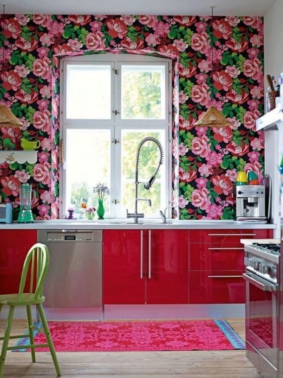 33 Shabby Chic Kitchen Ideas The Guru Amazing