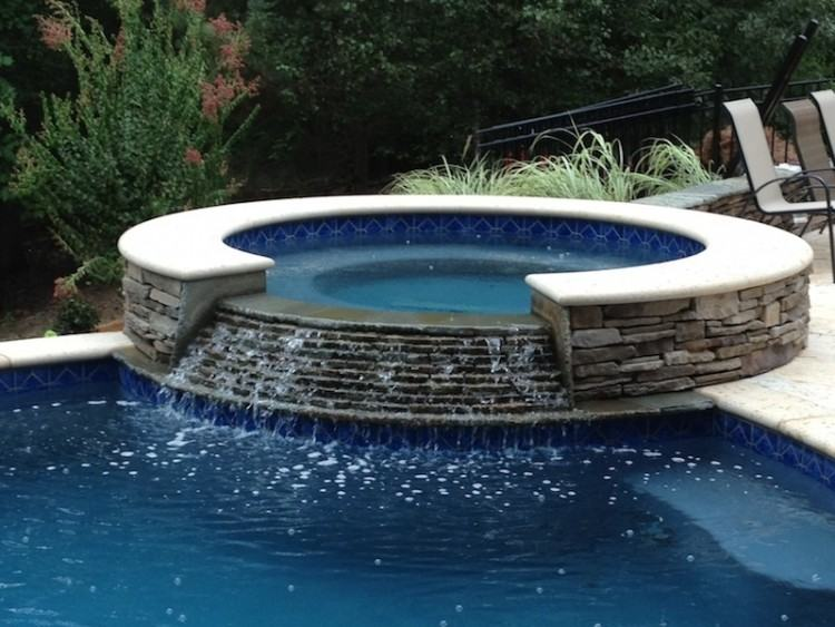 Best Backyard Spa Ideas In The World Backyard Designs With Spa Small Pool  Pool Spa Designs Ideas Inflatable Pool Backyard Pool Exterior Backyard Spas
