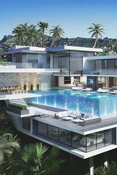 Best Swimming Pool Deck Ideas Luxury House