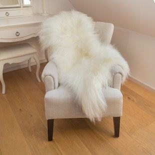 Faux Fur Rug,Faux Sheepskin Rug,White Super Soft Round Area Rugs Living  Room Bedroom Home Shag Carpet Sofa Couch Stool Chair Cover Rug/Solid Shaggy  Floor