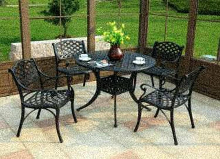 cast iron patio furniture for sale metal outdoor furniture sale outdoor  tables and chairs for sale