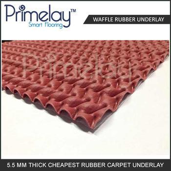 PU foam underlay or PU underlay
