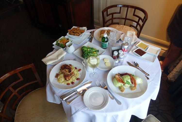 Le Jardin Restaurant in Palazzo Versace Gold Coast,