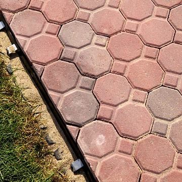 Saltillo Tile Octagon