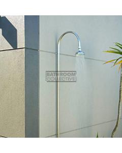 wall mount outdoor shower
