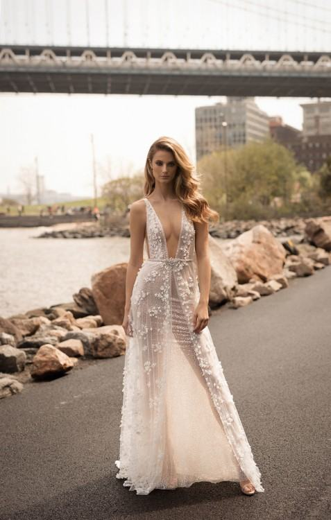 The new 2018 MUSE by Berta bridal collection is effortlessly chic
