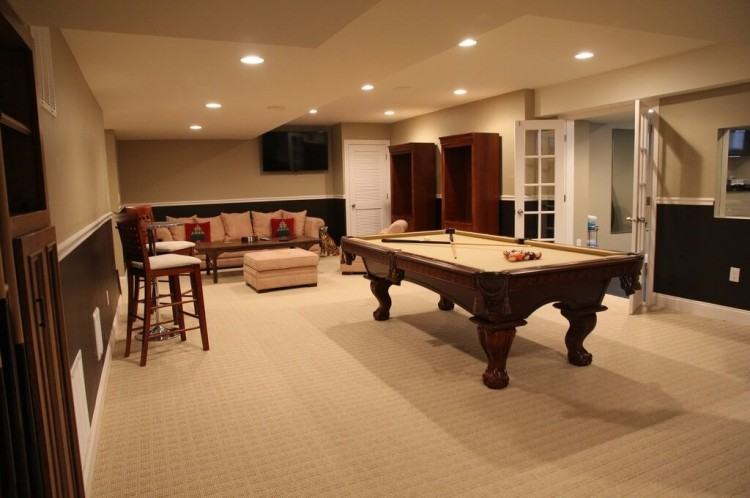 bar and pool table room ideas basement modern with wet stainless steel  pinterest st