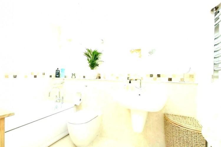 Black And Beige  Bathroom Ideas Cream