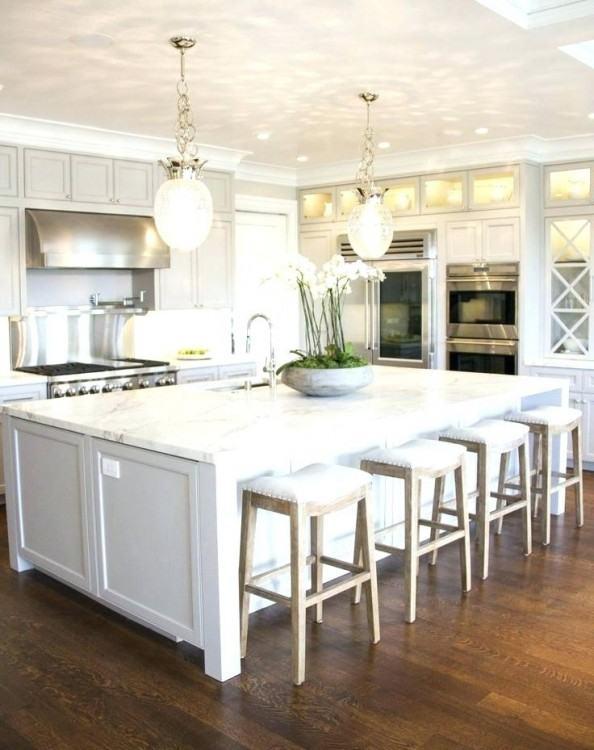 Full Size of Kitchen Large Kitchen Island Table White Kitchen Cart On  Wheels Kitchen Island On