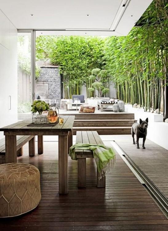 Modern Outdoor Living Ideas