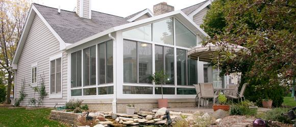 your sunroom is the ideal location