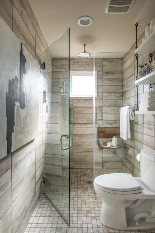 farmhouse  shower ideas