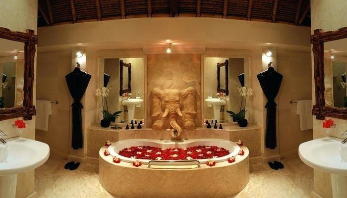 Back To Romantic  Bathroom Design Ideas