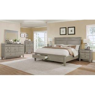 London Grey Bedroom Furniture