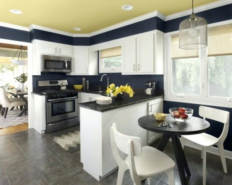 With ideas for blues, grays, greens and, yes, even white, these versatile kitchen  paint colors bring the beauty
