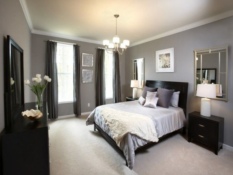 Neutral bedroom design ideas