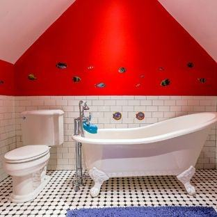 romantic pink bathroom layouts  Viahouse