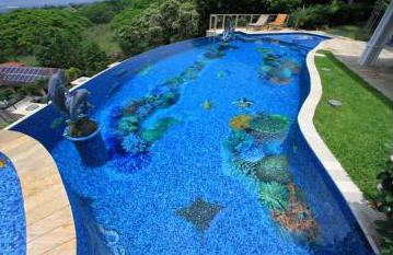 Contact · Examples of Swimming Pools