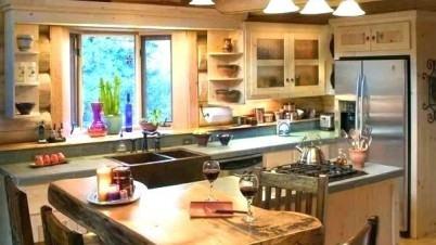 Log Cabin Kitchen Decor Kitchen And Decor Cabin Kitchen Design How To Build  A Rustic Log Cabin Kitchen Log Cabin Kitchen Pictures Log House Kitchen  Design
