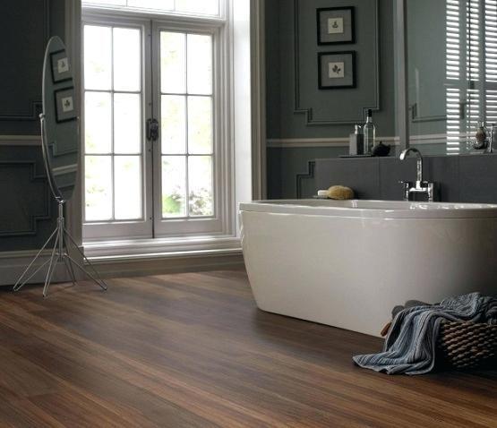 wood floor bathroom pale gray washstands