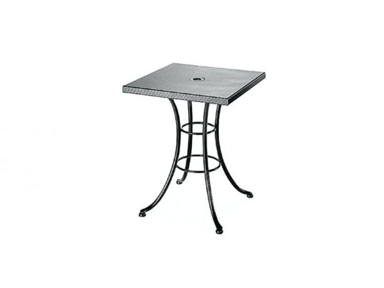 patio table with umbrella hole patio furniture