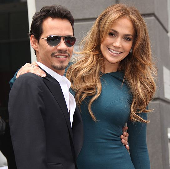 The singing/acting couple were on the Caribbean island to film their flick  El Cantante