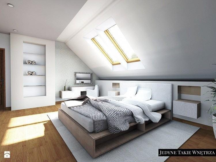 attic bedroom paint ideas