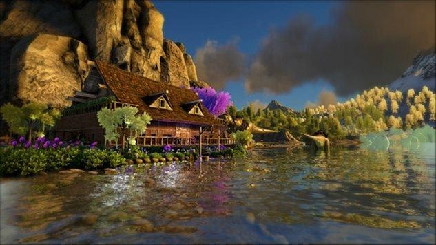 ark house designs