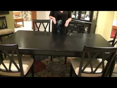 Charming Black Counter Height Dining Room Sets and Furniture Of America  Karille Modern 6 Piece Black