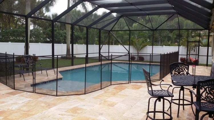 What happens to the water coming off my house roof where the pool enclosure  is connected? We install an extruded structural gutter, called a  supergutter,