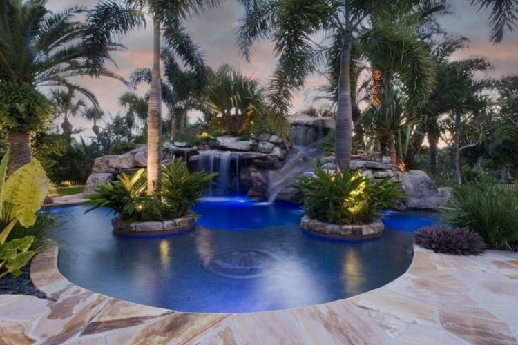 It means that the design from the pool is also becoming the place that will