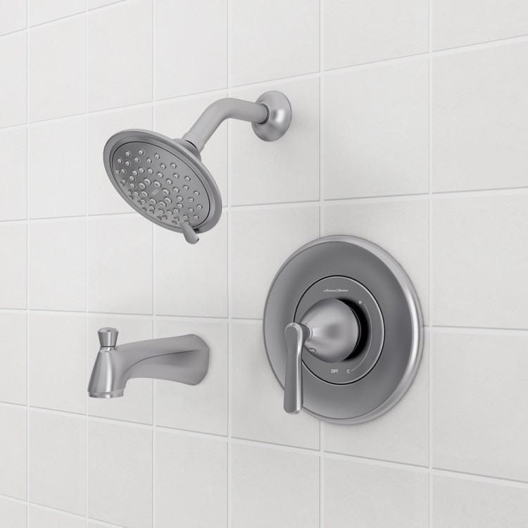 shower system, Shower System ORB, Outdoor