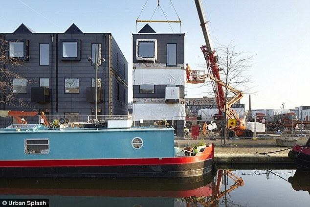 19 Examples Of Modern Scandinavian House Designs | The black siding  seamlessly connects with the black roof to create a striking look against  the green