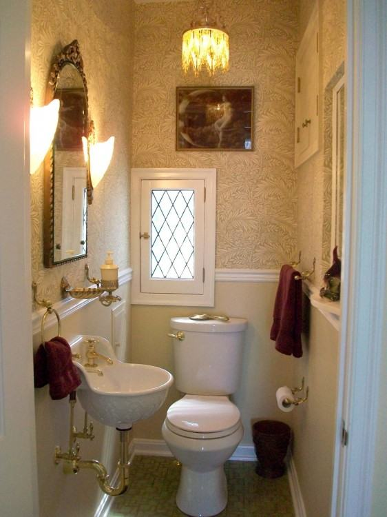 Surprising bathroom decorating ideas