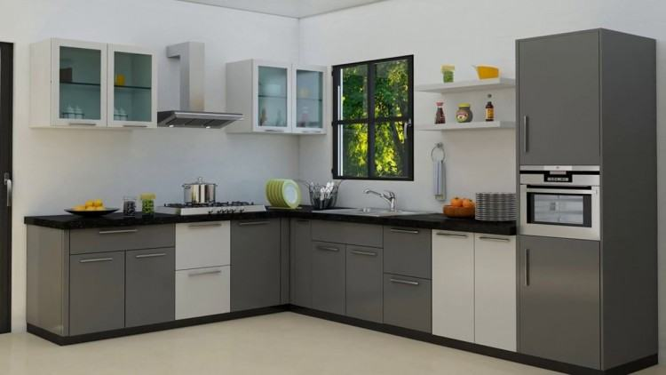 l shaped kitchen ideas