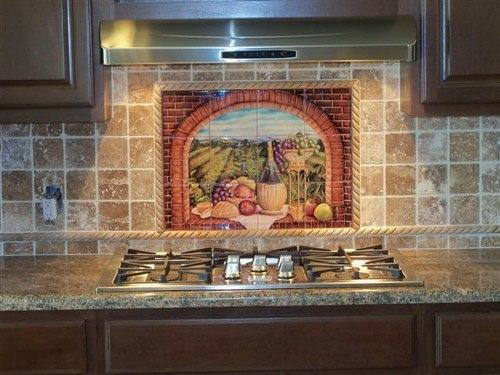 Adorable Tuscan Kitchen Ideas with Tuscan Style Kitchen Plan Awesome  House Ideas For Tuscan Style