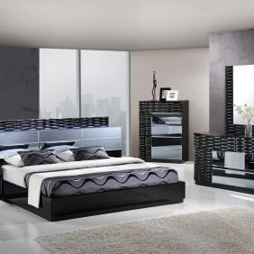 Global Furniture Fairmont Bedroom Collection