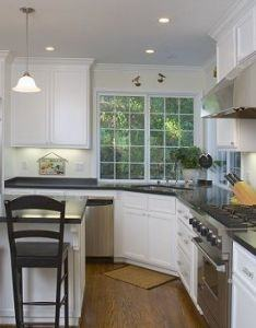 Full Size of Tempting Country Kitchen Ideas White Cabinet Wooden Brown  Black Countertop Chairs Large Island