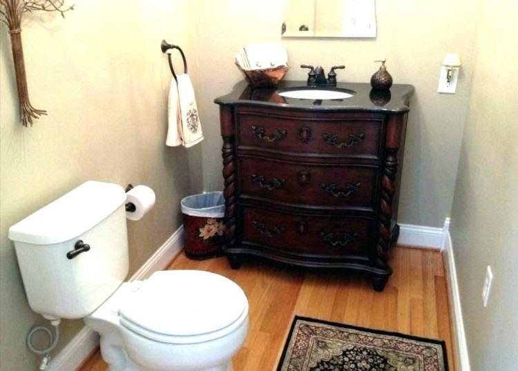Very Small 1/2 Bathroom Ideas {modern Double Sink Bathroom
