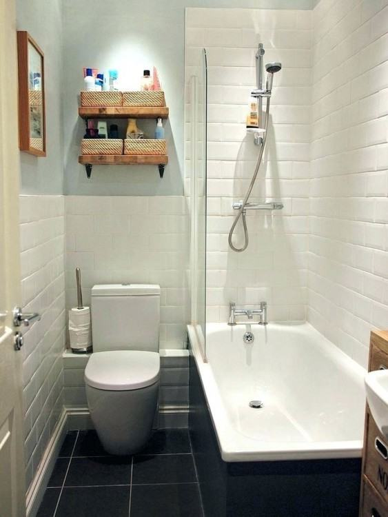 tiny bathrooms design