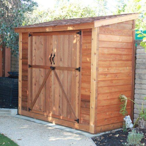 outdoor living today shed kits admirable ft x cedar breeze spacesaver livin