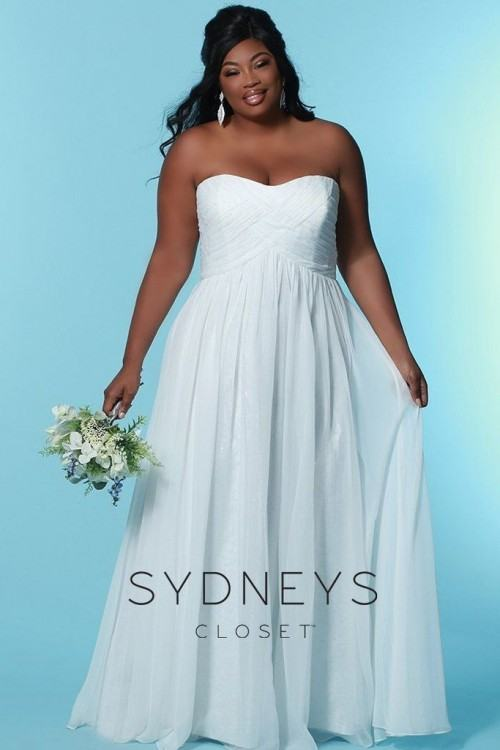 Shapewear is typically the plight of most brides