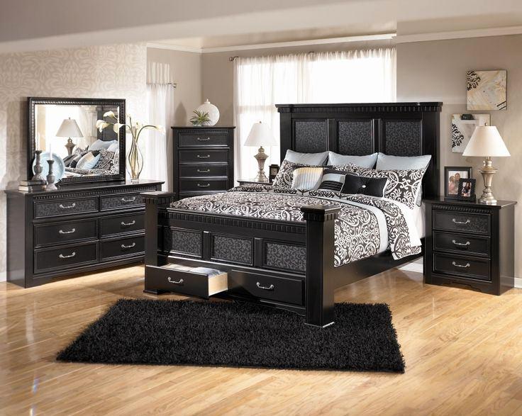 ashley furniture queen bedroom  sets