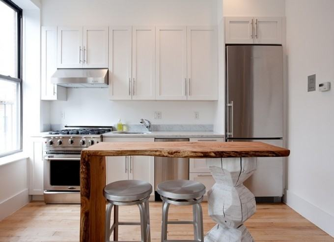 gray and white marble slab kitchen backsplash calacatta