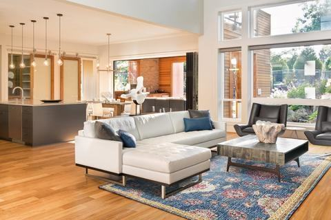 Selecting the Best Rug Size for Your Space