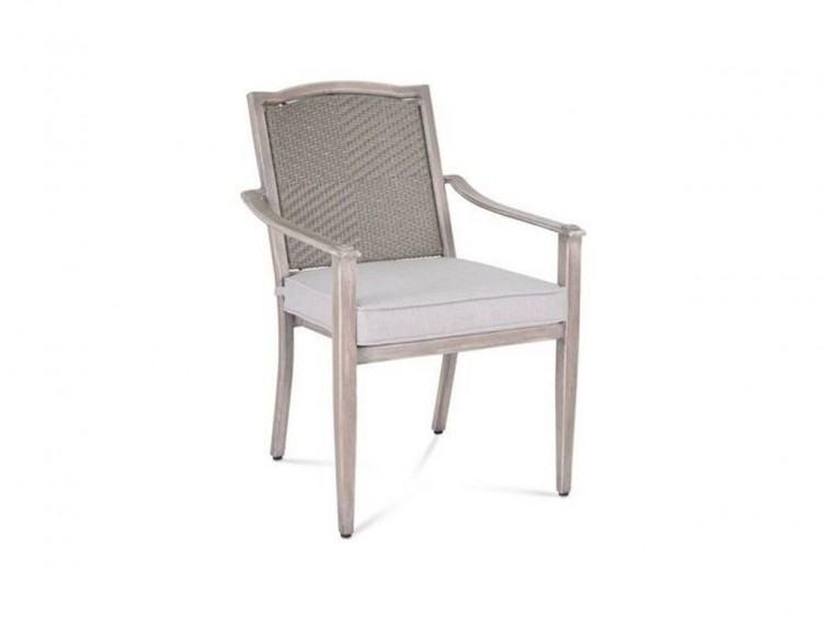 Buy fashionable Patio Heaven Riviera Dining Chair  modern patio furniture